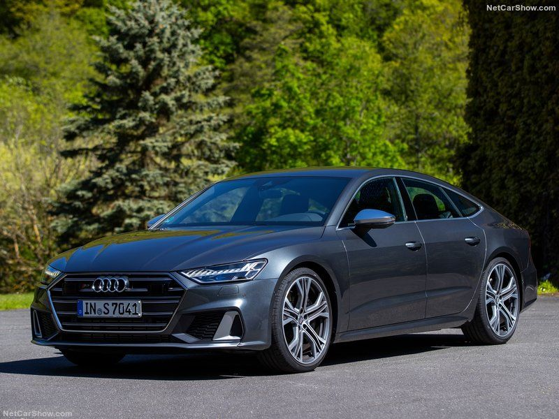 2020 Audi S7 2 9 Twin Turbocharged Tdi V6 257kw With 48v Mild Hybrid 0 100kph 4 5s Significant Interior And Exterior Upgrades In Audi Car Model Dream Cars