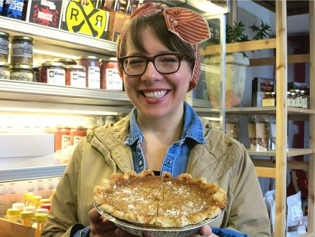What makes a good pie crust? Detroit's Sister Pie shares its recipe
