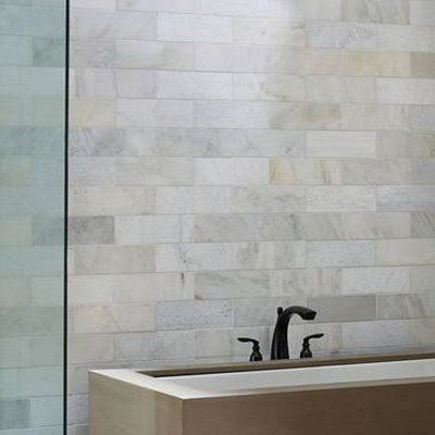 How To Choose Bathroom Tiles Which Are Perfect For Your Bathroom In 2020 Large Tile Bathroom Home Depot Bathroom Tile Bathroom Wall Tile