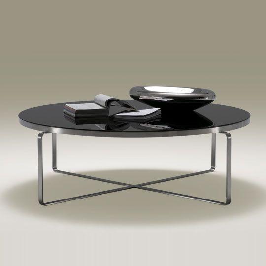 Tablasi Boyali Cam Ayagi Metal Orta Sehpa Cozy Furniture