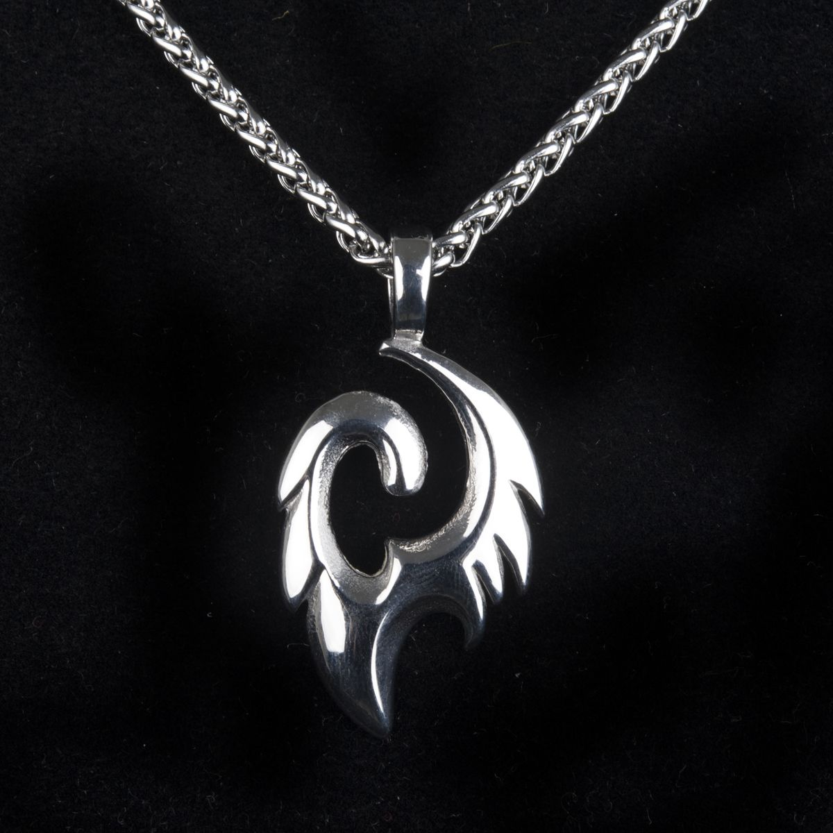 Stainless steel necklace pendant with meaning of intuition stainless steel necklace pendant with meaning of intuition aloadofball Choice Image