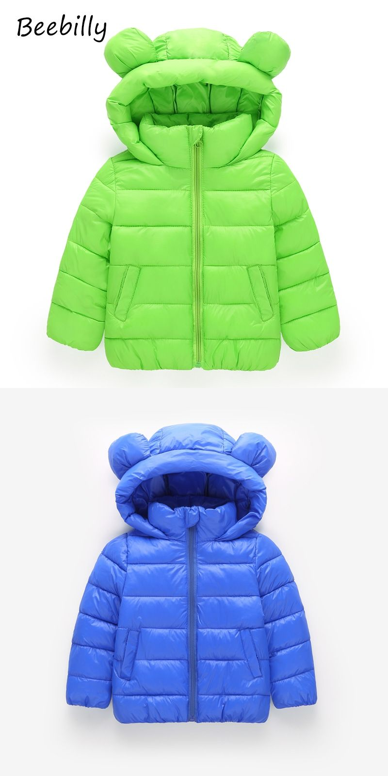 817152411381 outlet boutique 74016 9b64b beebilly girls winter jackets boys ...