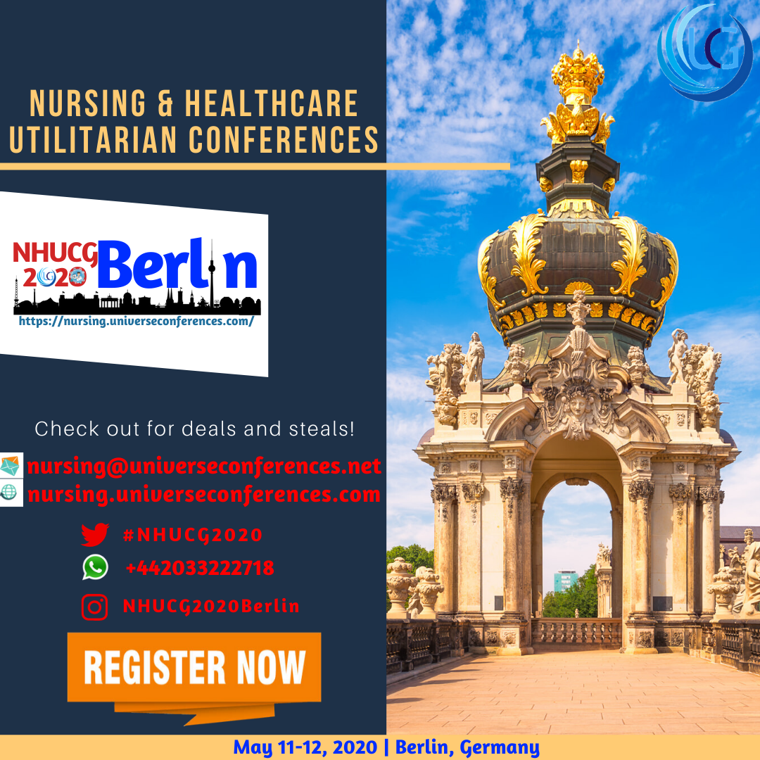 #NHUCG2020Berlin Register now to join our #Nusing & # ...