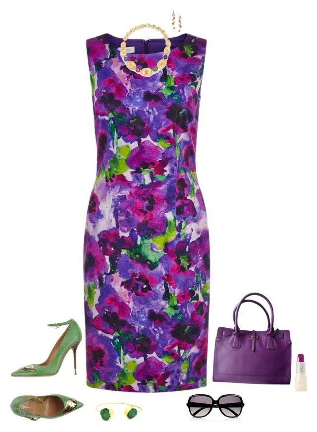 Purple & green   Pinterest   Lilas y Vestiditos