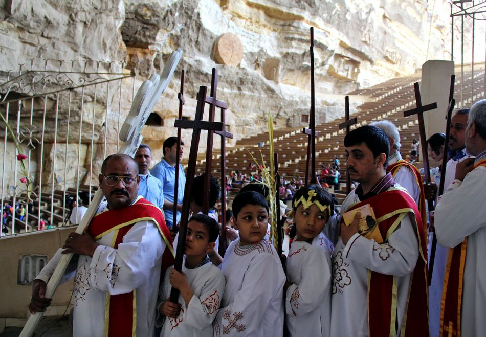 Images of Palm Sunday from all over the world Palm