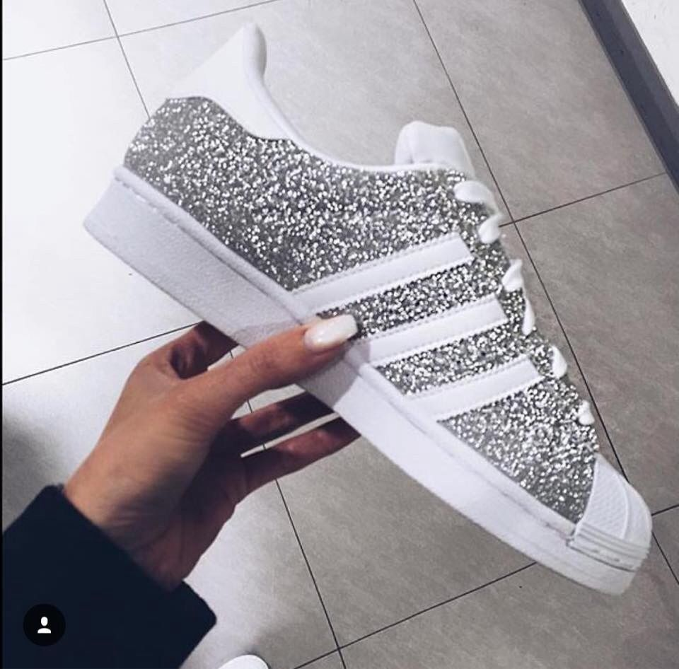 adidas chaussures femme pailletes