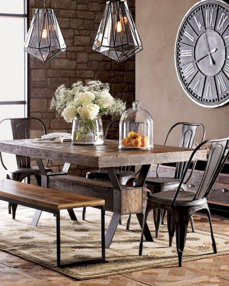 100+ Lovely and Elegant Dining Room Chandelier Lighting ...