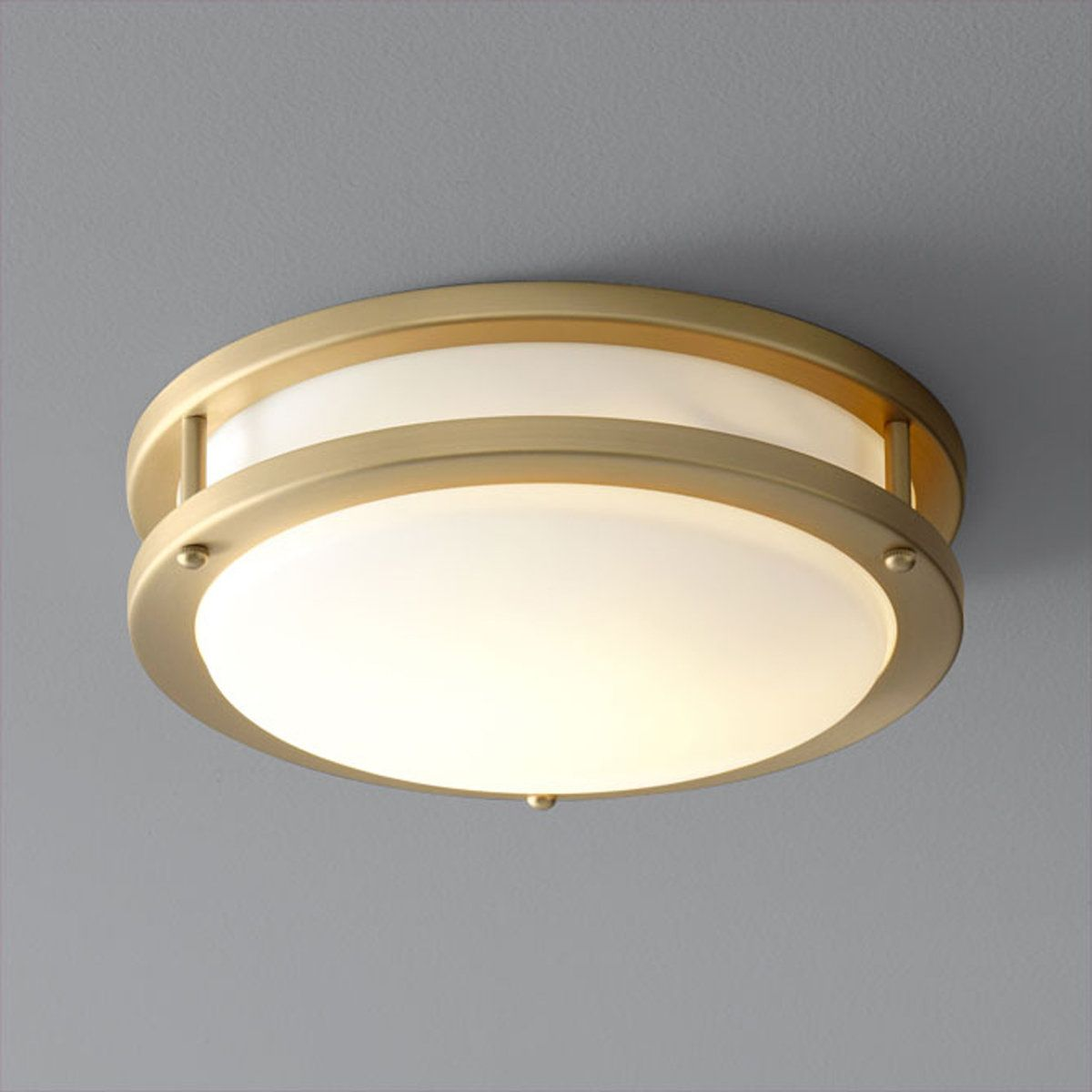 Formed Steel Wall And Ceiling Light Small Ceiling Lights Ceiling Light Design Flush Mount Ceiling Lights