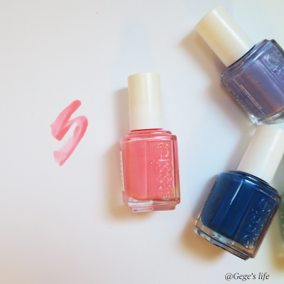 Gege's life: 5 Best nail polish for summer  #Knockout_pout  #essie