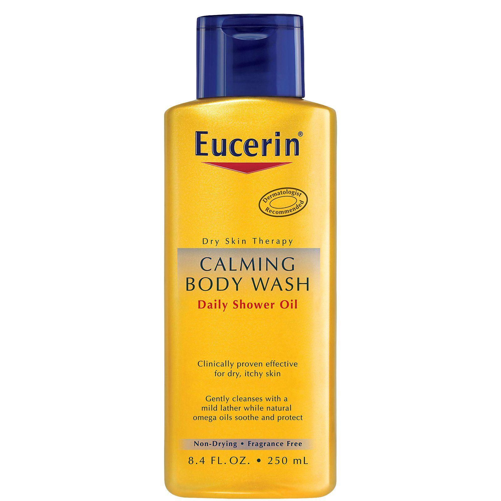 Eucerin Calming Urea Shampoo 250ml Eboots Uk Beauty Health Eucerin Shampoo