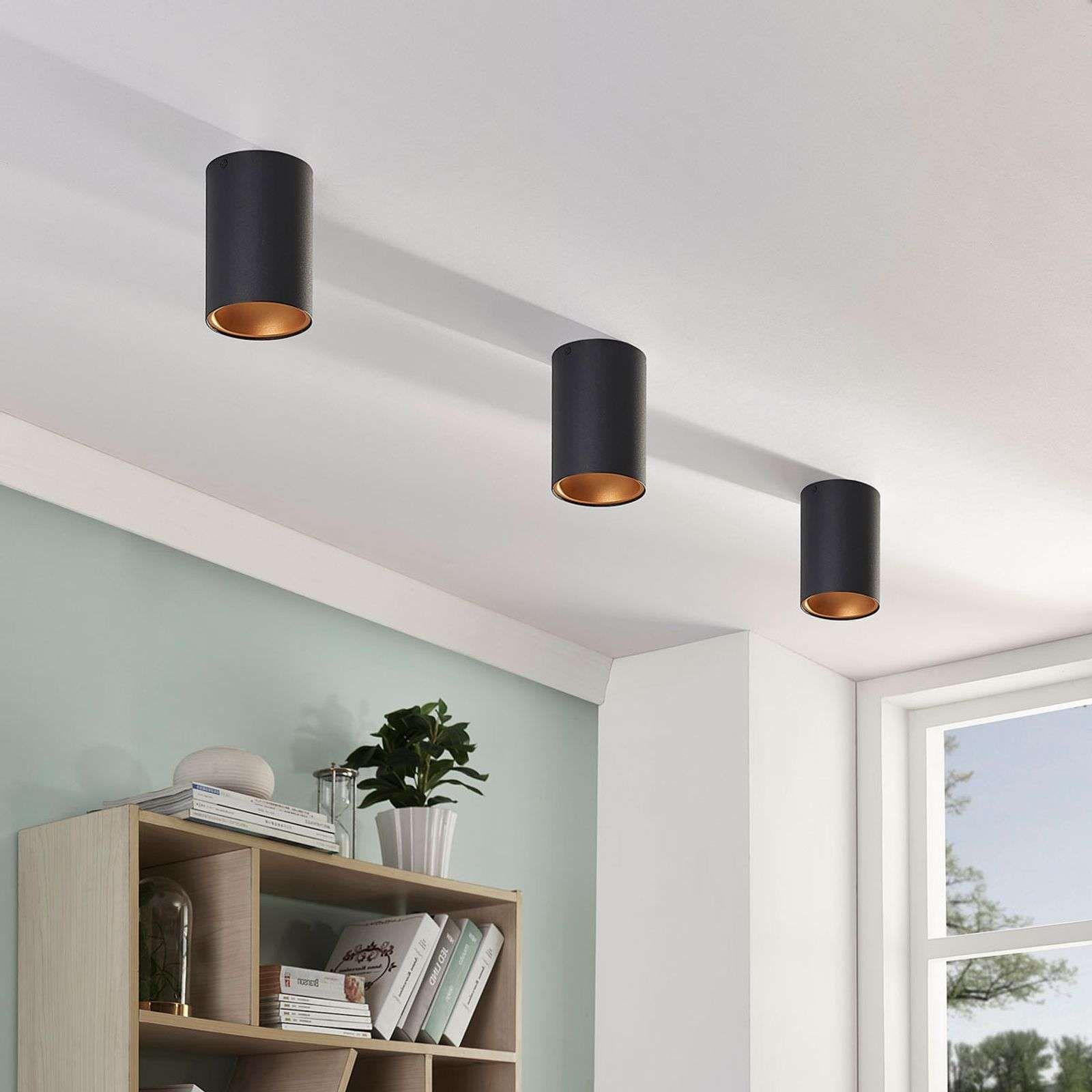 Plafonnier Vinja Halogene A Reflecteur Interne En 2020 Plafonnier Lampe De Plafond Luminaire Plafonnier
