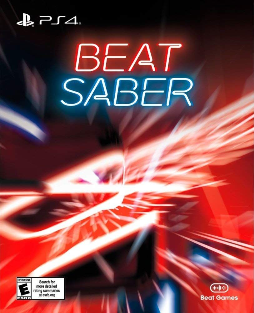 Ps4 vr beat saber bundle