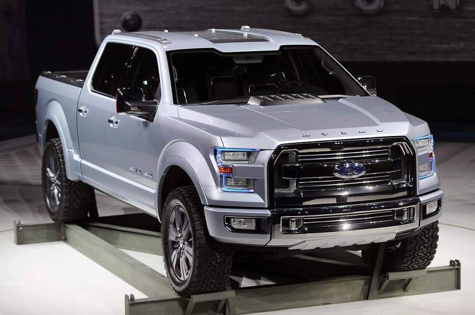 How Do You Like The New Ford Atlas Concept Think It Is Next Generation Of F 150s Will Turn Out
