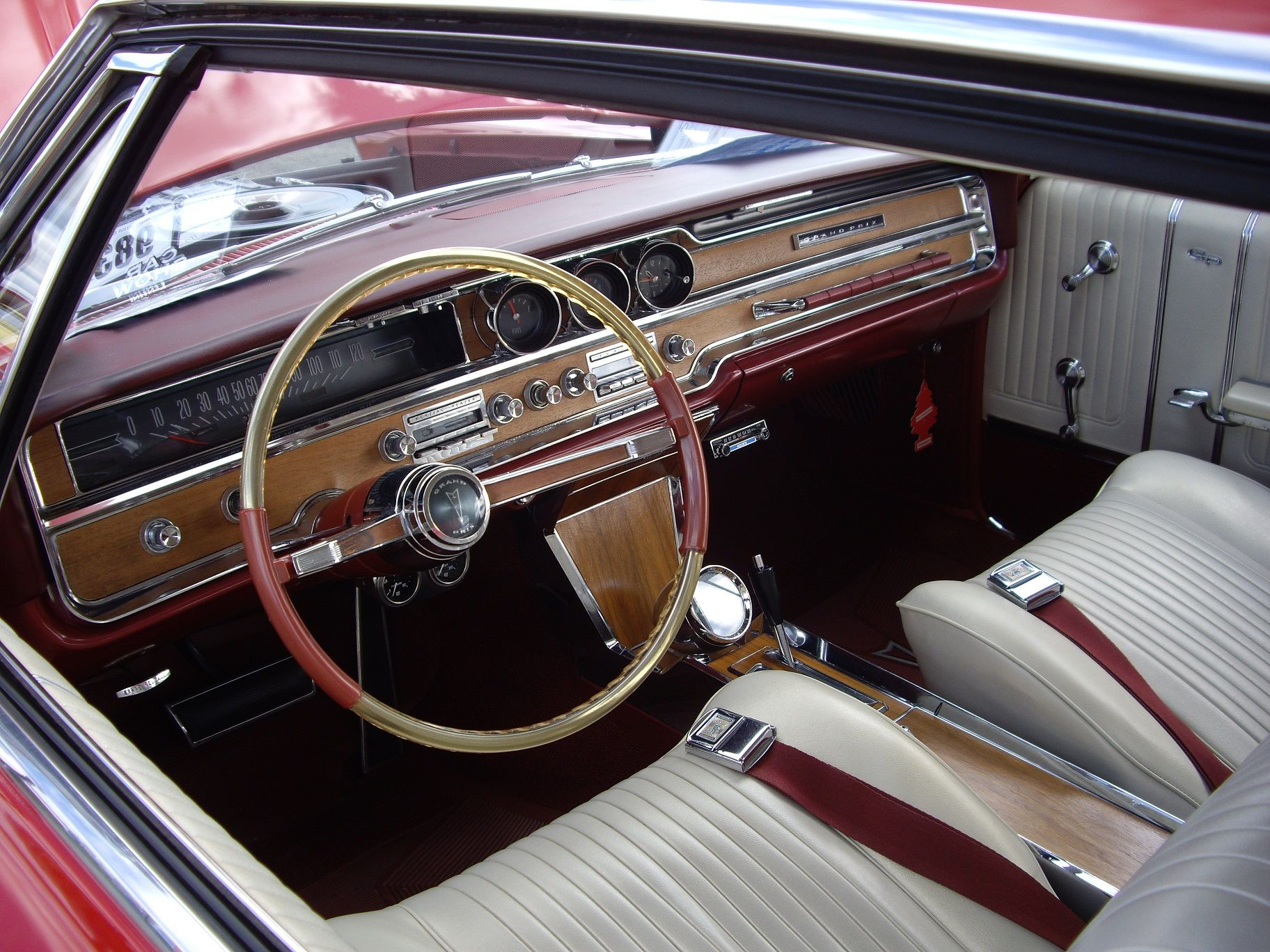 1965 Pontiac Grand Prix Interior Classic Car Interiors Pinterest Pontiac Grand Prix Car