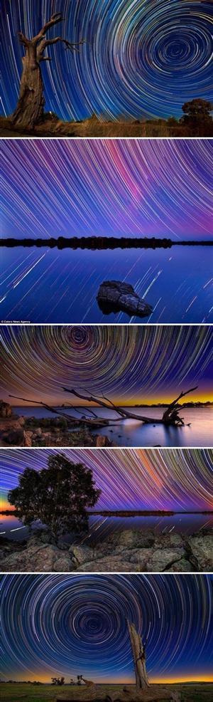 Extreme long exposure