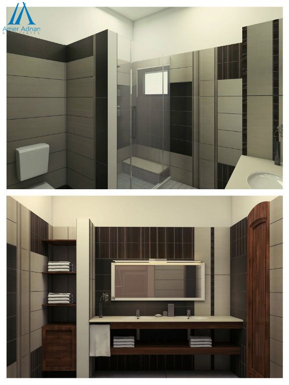 Aweinspiring 3D Bathroom Viewsameradnan  3D Interior Custom 3D Bathroom Designs Design Ideas
