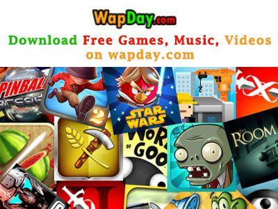 Wapday com - Download Free games | Fun | Game app, Free