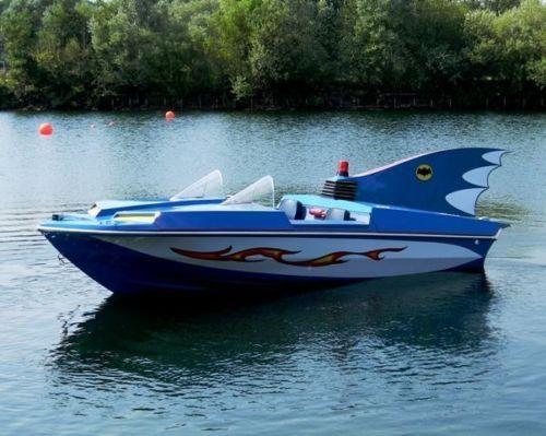 1966 Glastron Bat Boat Ebay Cars Batmobile Batman