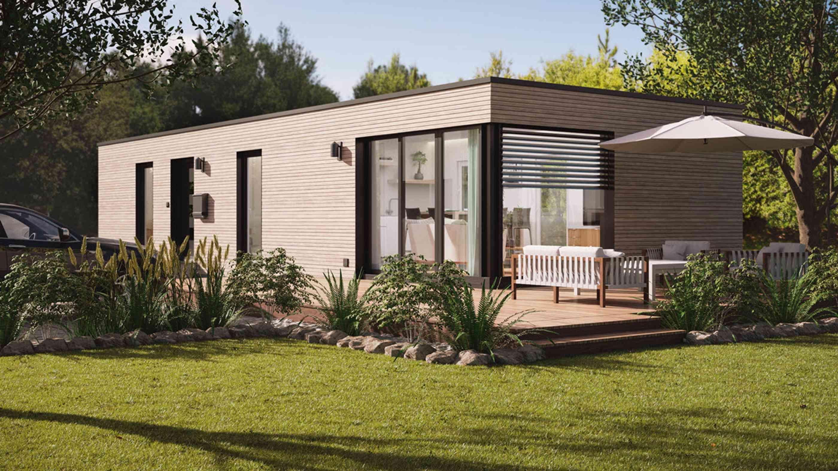 Minihaus Anbieter Hier Gibt S Kleine Hauser Unter 100 Quadratmeter Minihaus Haus Outdoor Dekorationen