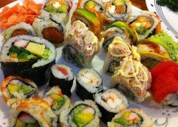 Yuraku Japanese Restaurant Japanese Restaurant Food Sushi
