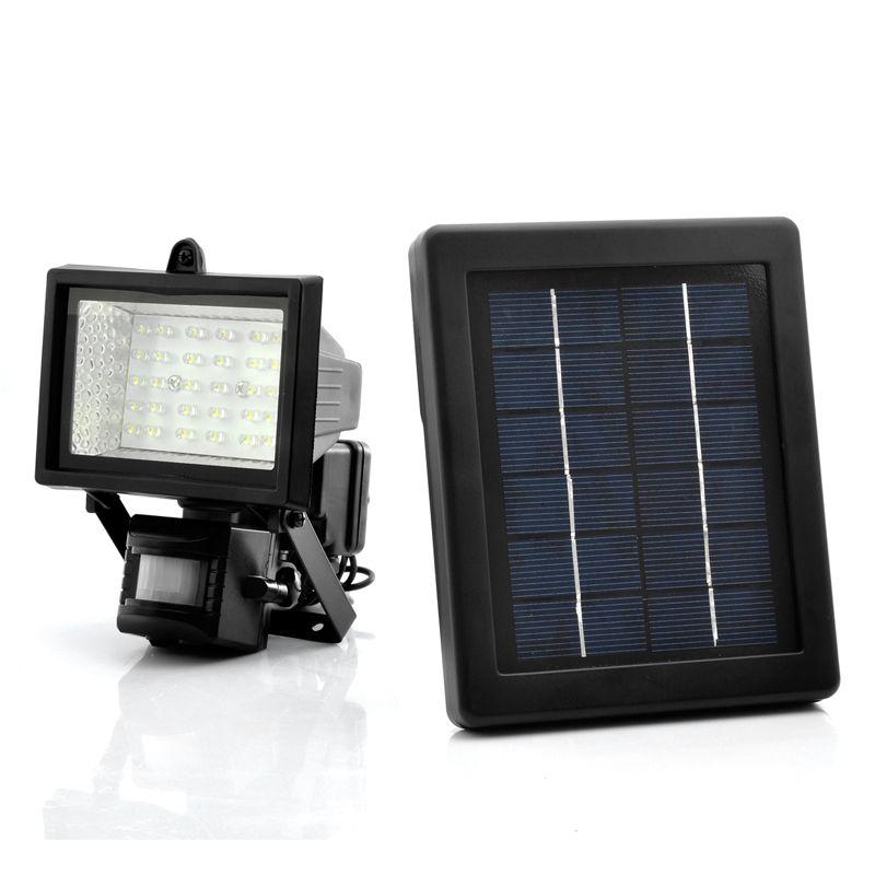 Solar Powered Led Flood Light Motion Detection Weatherproof Solar Powered Flood Lights Solar Led Lights Solar Power