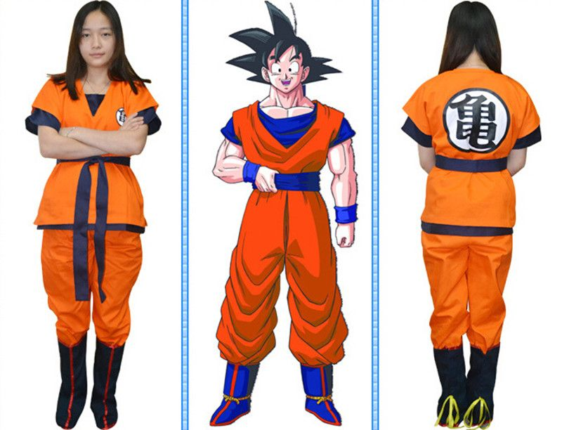 Dragonball Cosplay Costumes China Supplier Goku Cosplay Costumes Party City Costumes Halloween Costumes Party City