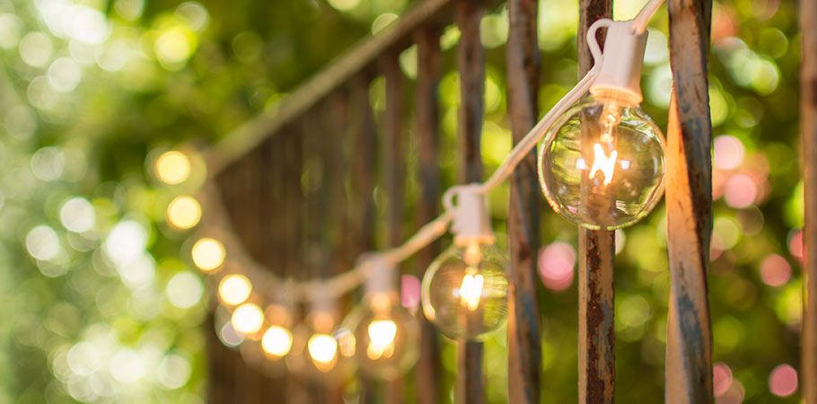 Garden String Lights Unique Patio String Lights For Outdoor Entertaining  Gardening  Pinterest Decorating Inspiration