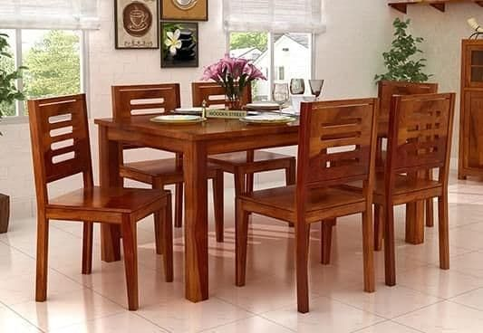 Pune In 2019 6 Seater Dining Table Sets