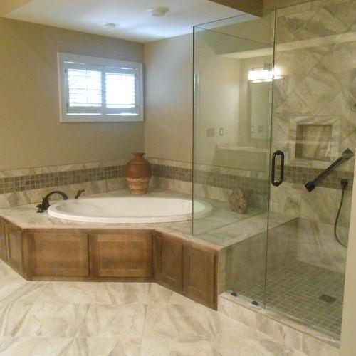 Tub For Bathroom Best Corner Tub Ideas On Corner Bathtub Corner Tub Shower And Master Bathtub Ideas Tub Bathroom Idea Tub Remodel Corner Soaking Tub Corner Tub