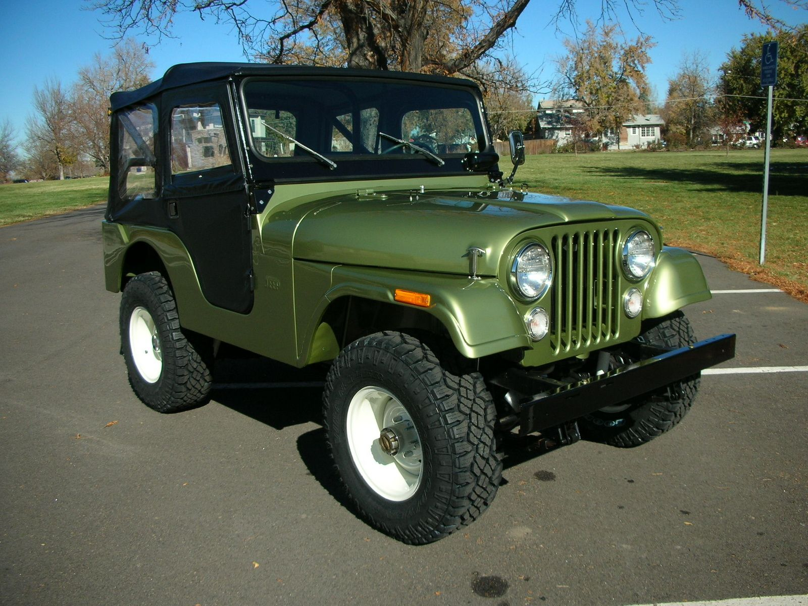 sale mitsubishi for jeep made cj by military willys