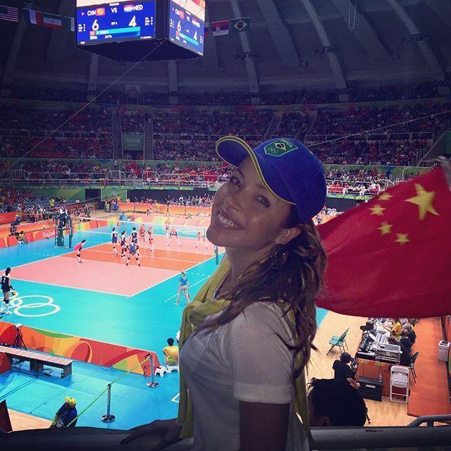 E não é que a China ganhou??!!!💥🇨🇳 #jogaço #olimpiadasrio2016…