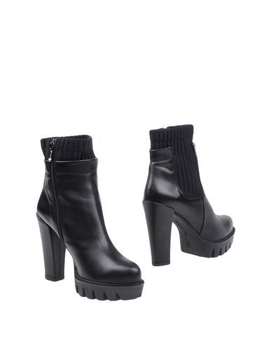 ALBANO Women's Ankle boots Black 10 US