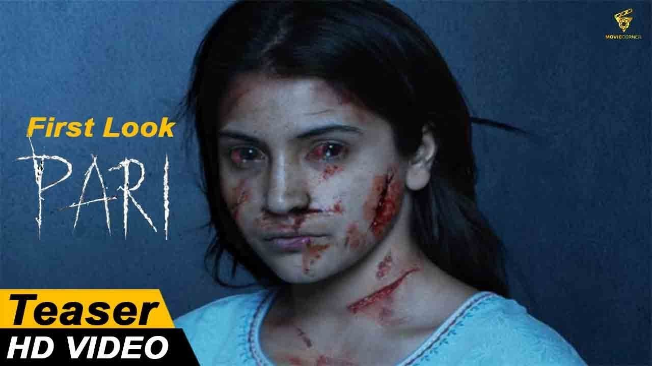 Pari 2018 Trailer Anushka Sharma Movie Hd Released 2 March