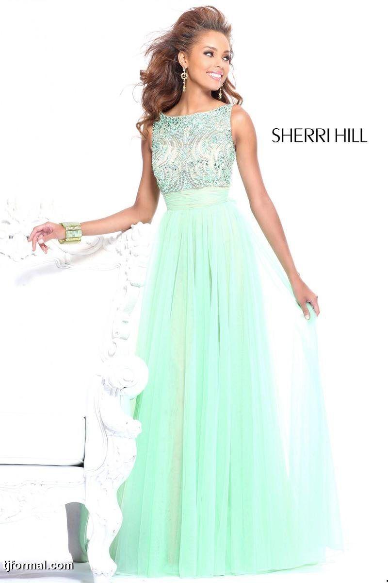Mint Green Sherri Hill Dress From Tjformal Com Prom Dresses Sherri Hill Prom Dresses Sherri Hill Dresses [ 1200 x 800 Pixel ]