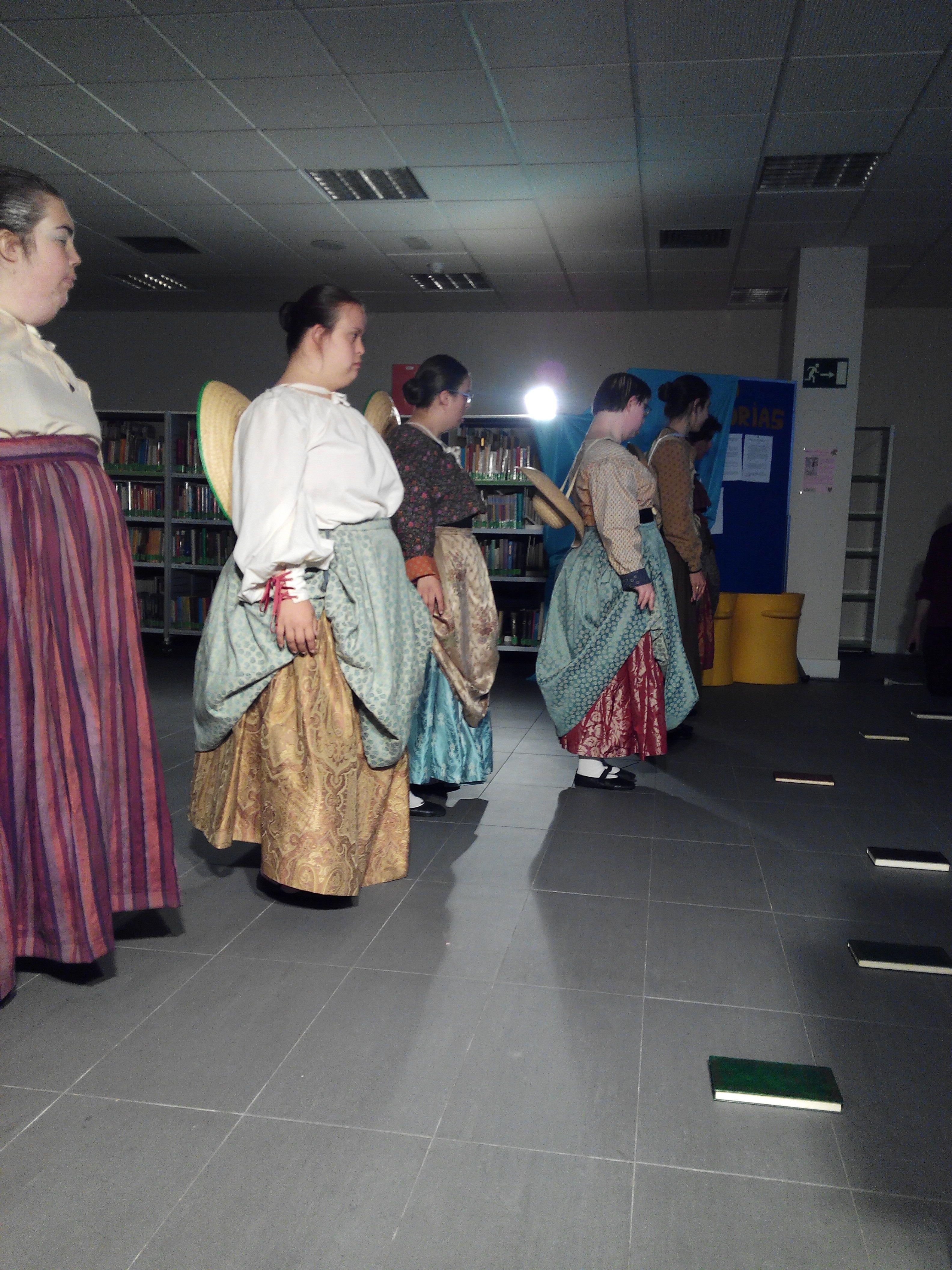 Actuación a cargo de Danzadown