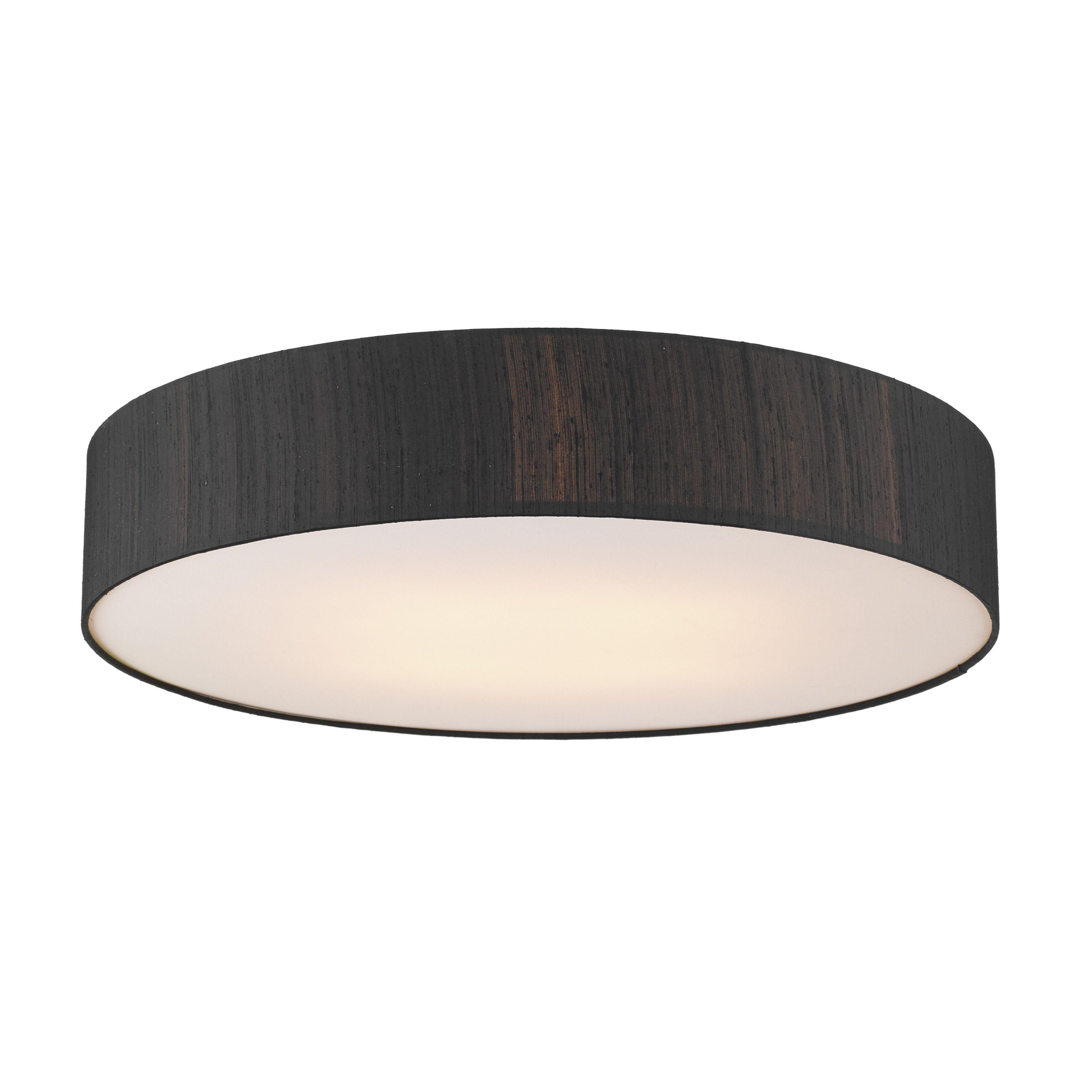 dar lighting paolo 4 light flush light reviews wayfair uk