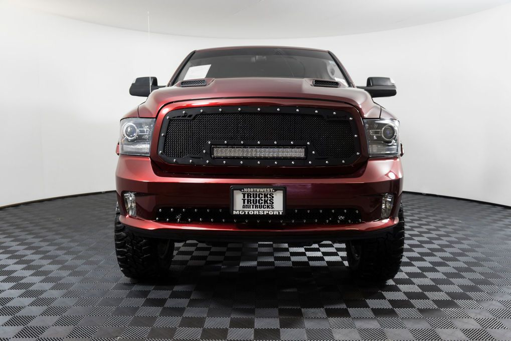 Used Lifted 2016 Dodge Ram 1500 Sport 4x4 Truck For Sale