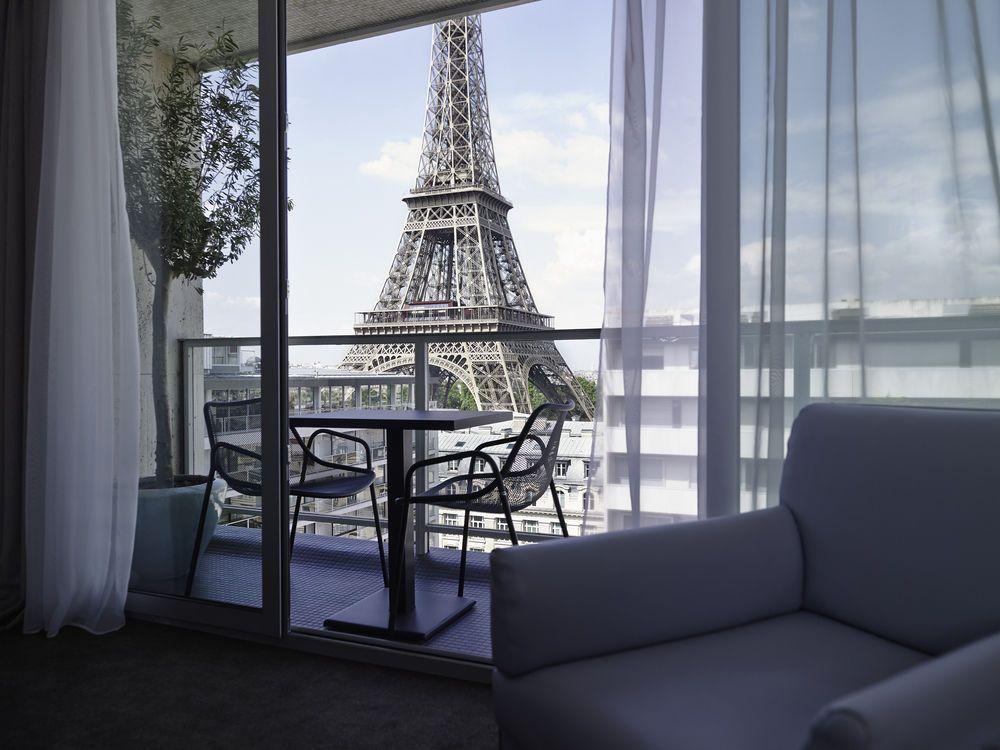 Pullman Paris Tour Eiffel 18 avenue de Suffren Entrée au 22 rue ...