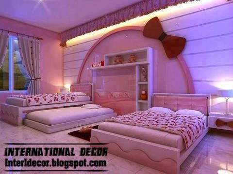 Tween Girl Bedroom Ideas in Incredible Colorful Concept : Romantic Pink Interior Tween Girl Bedroom Ideas Inspiration Ideas