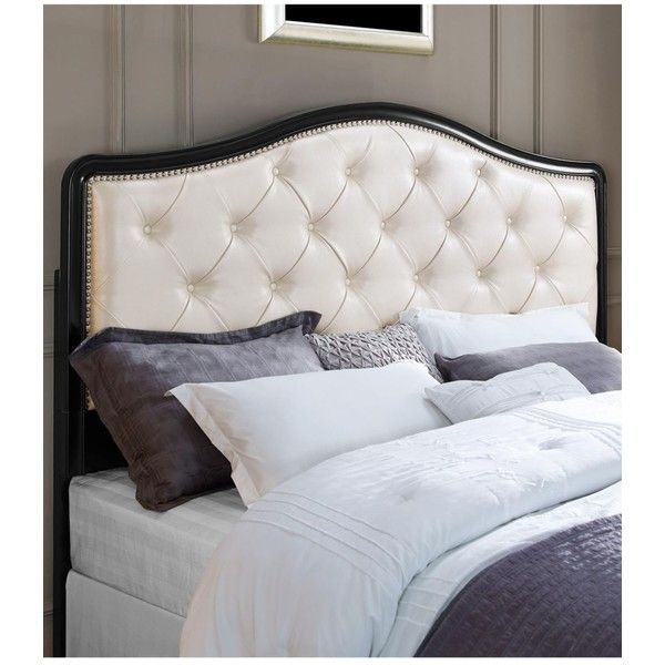 Samuel Lawrence Alivia King California King Headboard 789 Liked On Polyvore Featuring Home Furniture B King Headboard California King Headboard