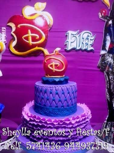Decoraci n de descendientes torta tem tica decoraci n for Decoracion de tortas infantiles