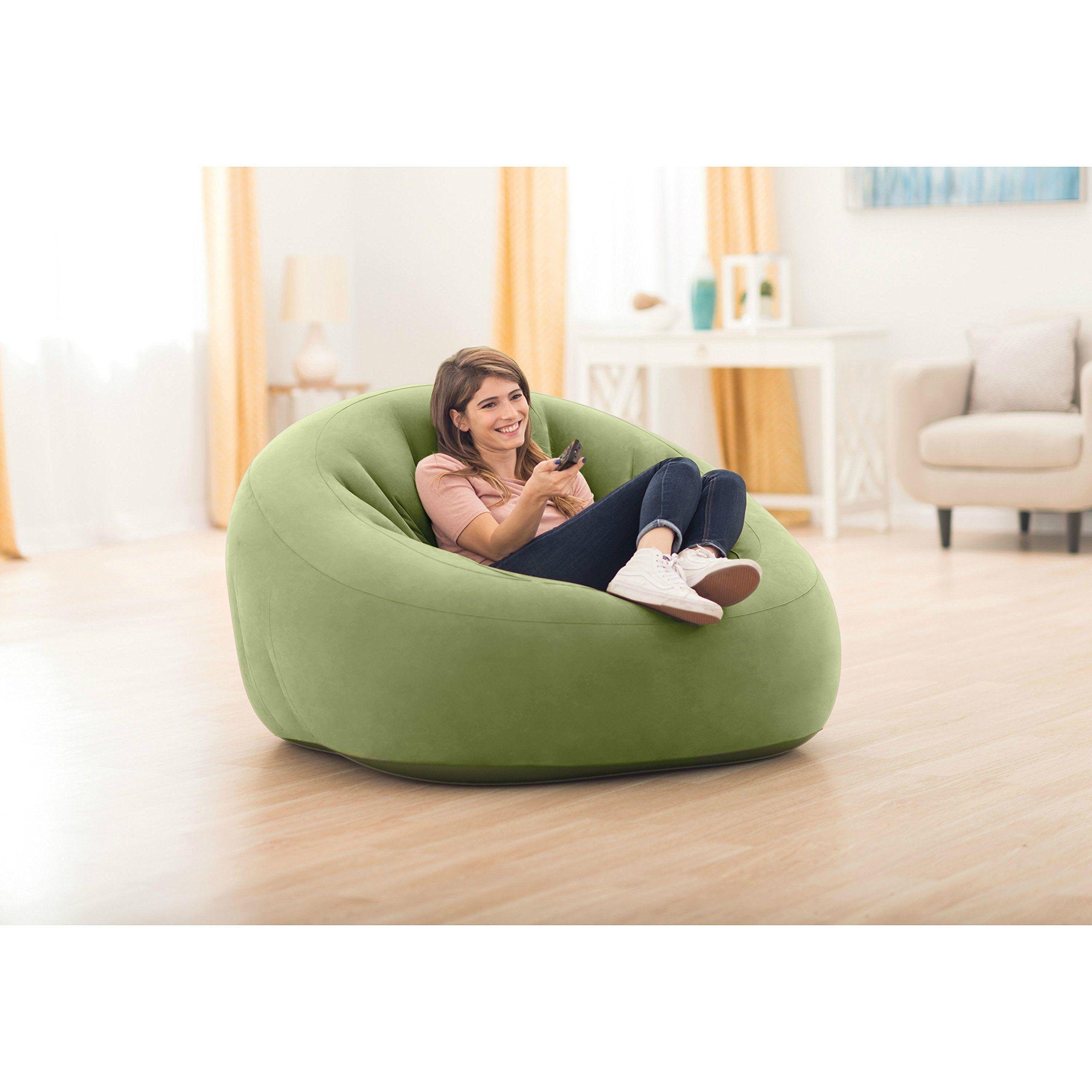 Incredible Intex Beanless Bag Club Chair Inflatable Chair 49 X 47 X 30 Dailytribune Chair Design For Home Dailytribuneorg