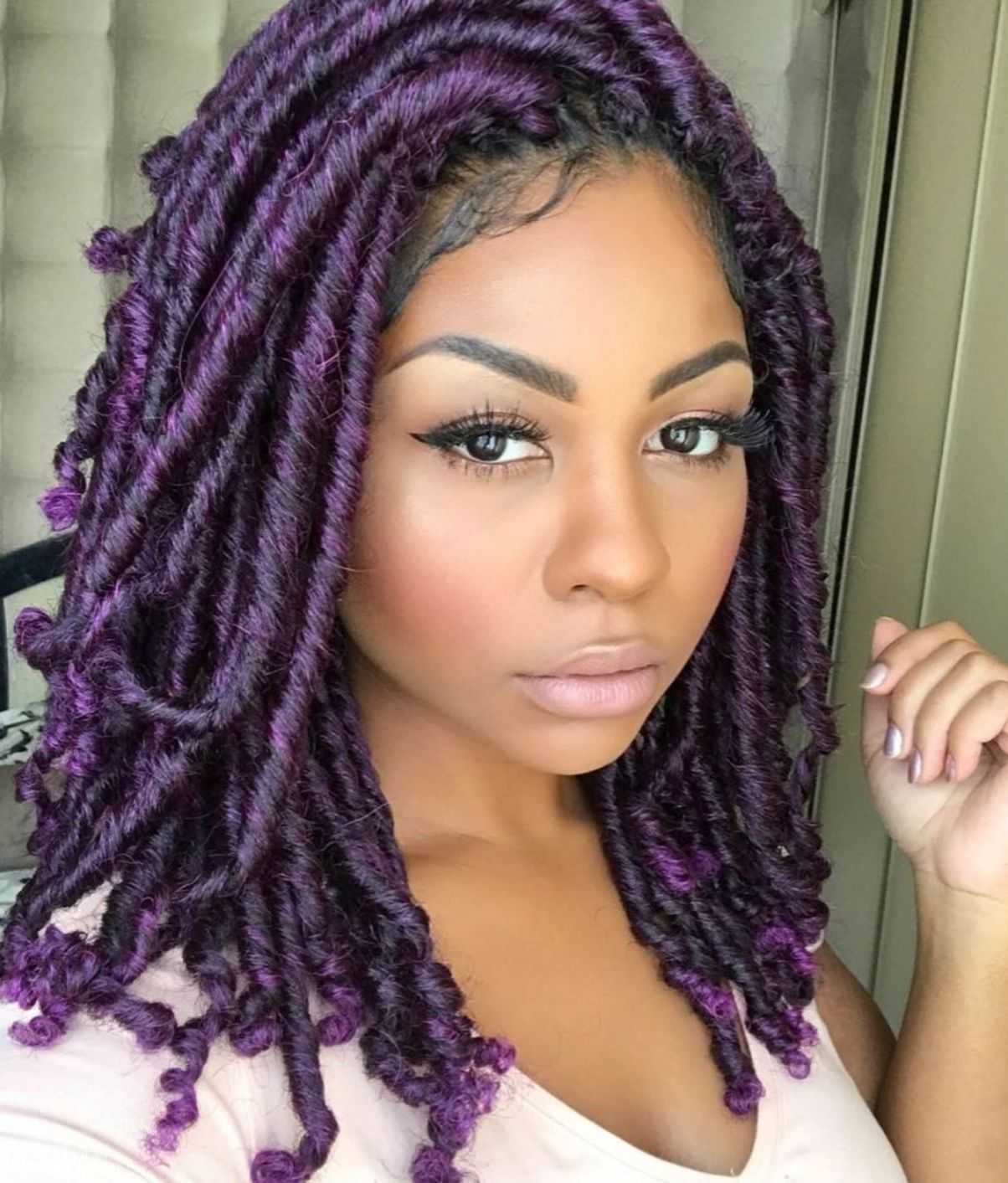 60 Easy and Showy Protective Hairstyles for Natural Hair ...