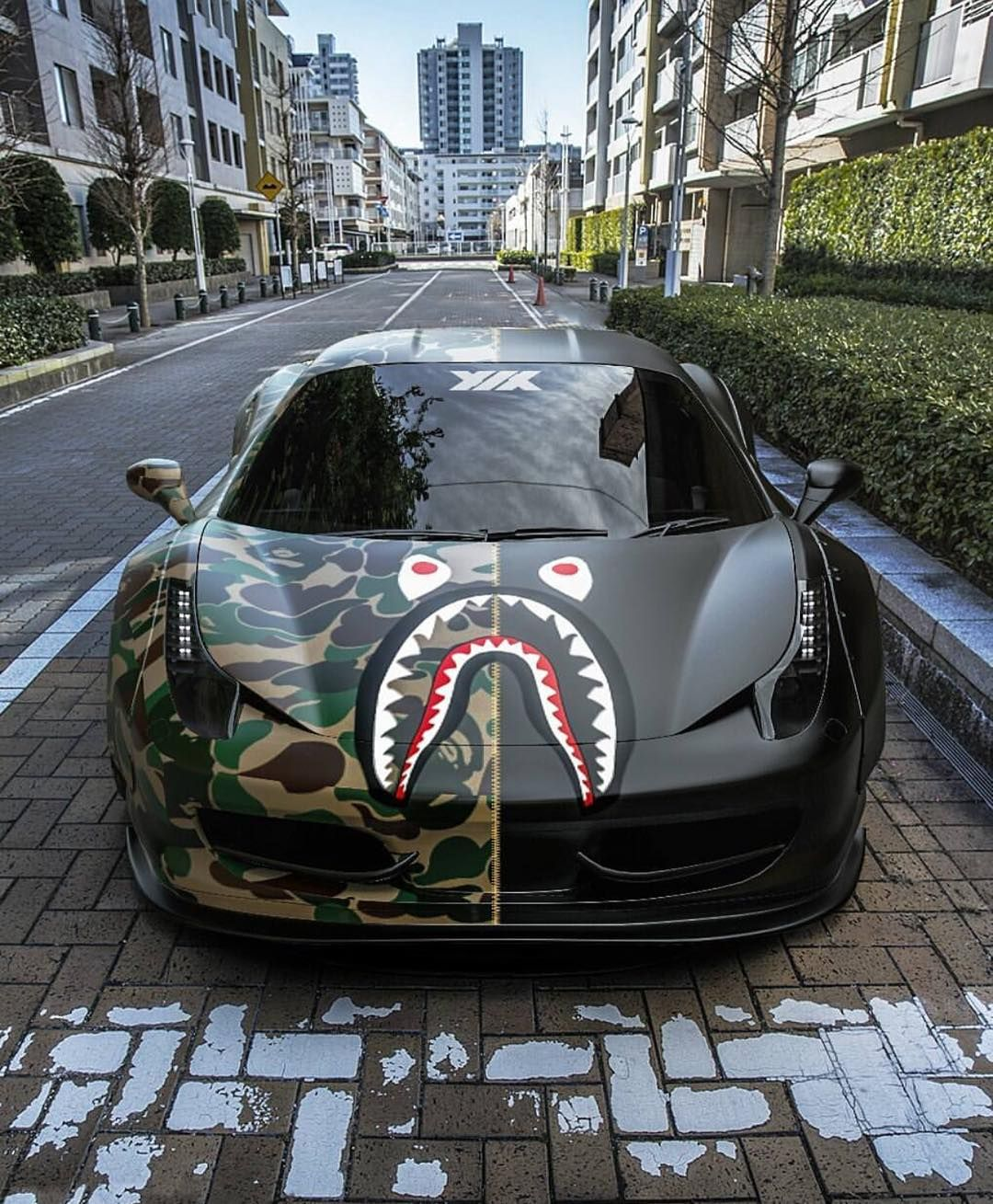 Pin By Akaramon Ak On Camo Cars Luxury Cars Super Cars