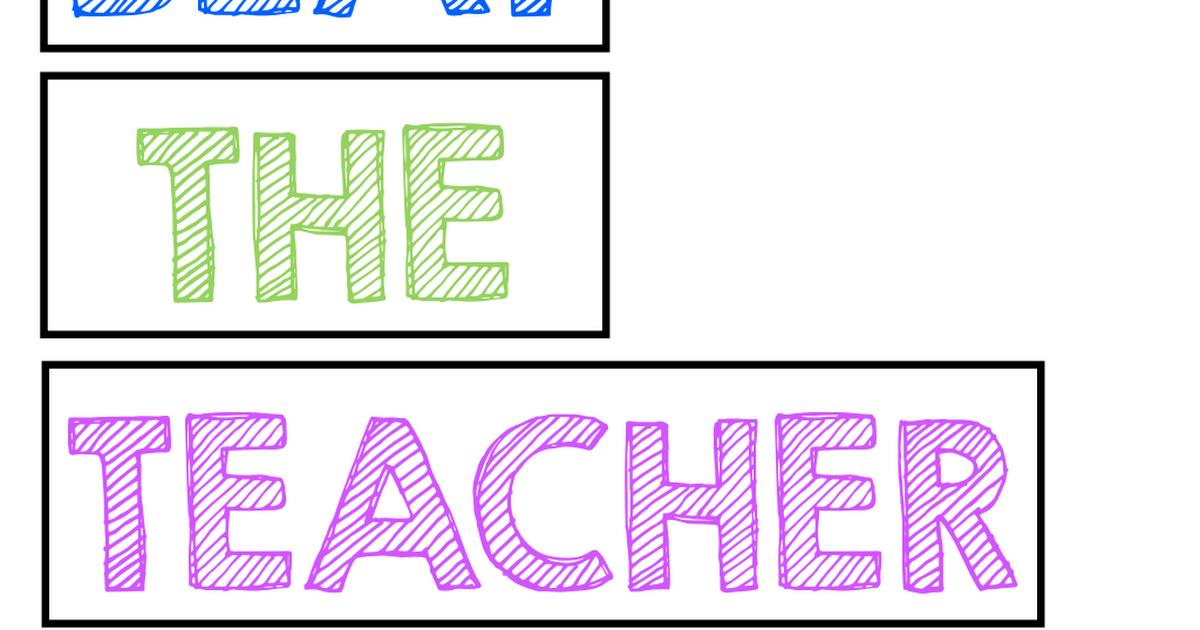 beat the teacher pdf phonics reading classroom fun classroom