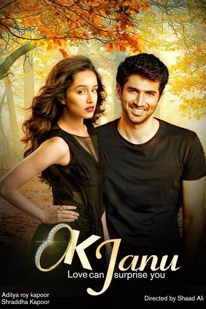 Ok Jaanu 2017 Hindi Movie 300mb Dvdscr 700mb Download Ok Jaanu