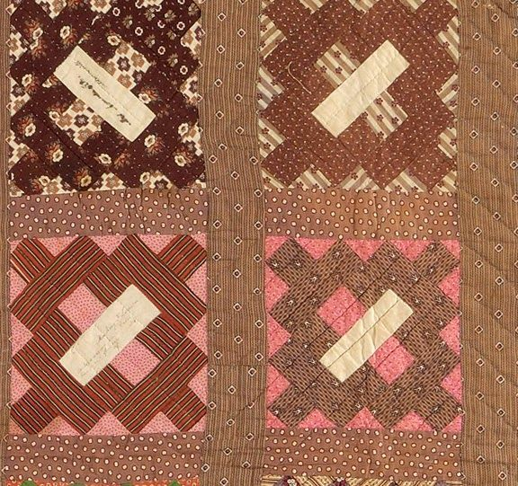 Civil War Quilts: Soldiers' Quilt from Upstate New York, 1865 ... : quilts for soldiers - Adamdwight.com