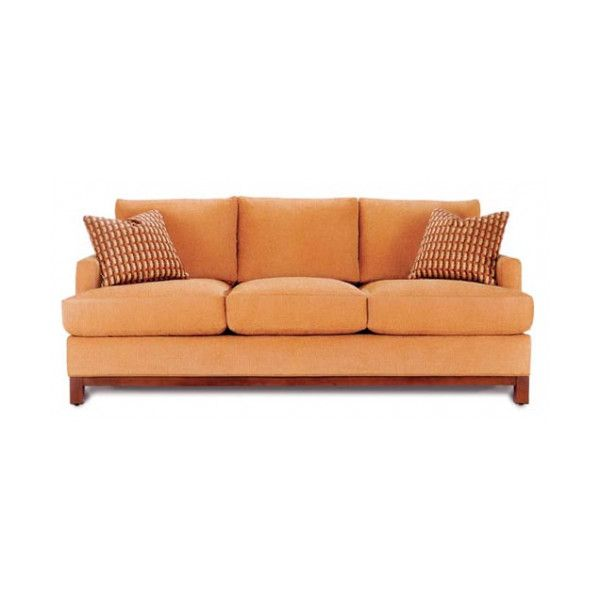Rowe Sullivan Sofa ❤ liked on Polyvore featuring home, furniture ...