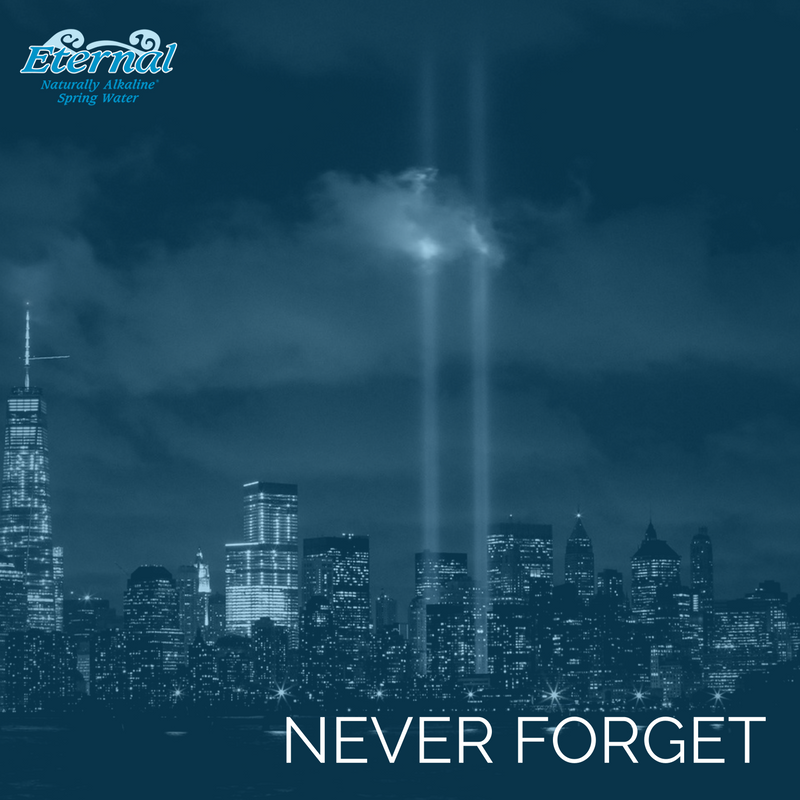 Remembering 9/11. #NeverForget