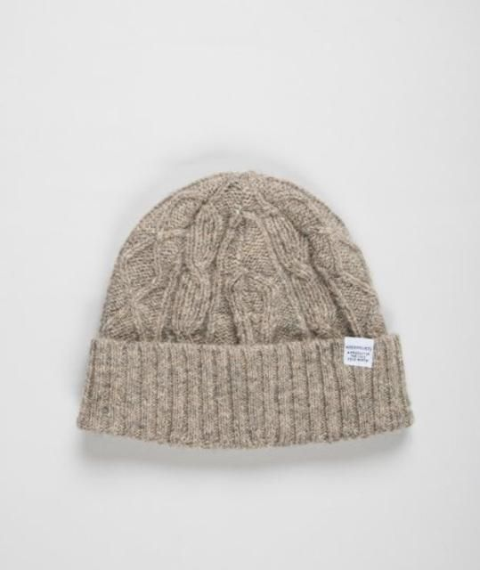 258d26b26b7 Norse Projects Cable Beanie by Norse Projects http   www.bureauoftrade.com
